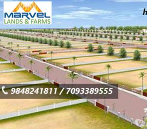 Gated Community Plots For Sale In Kadthal Hyderabad
