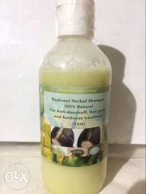 Keshrani Herbal Hair Shampoo.