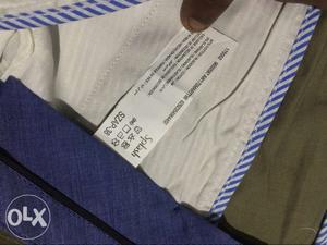 Mens and ladies branded formal pants