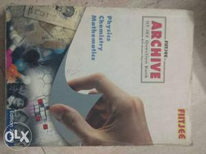 Fiitjee archive for jee mains and advanced