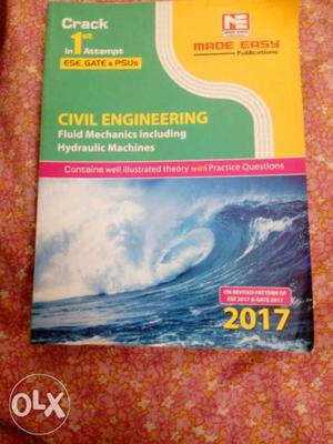 GATE & ESE civil engineering  books for sale