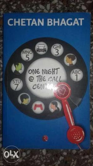 One Night The Call Center By Chetan Bhagat Book