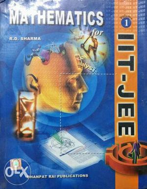 RD Sharma theory book and objective book of maths