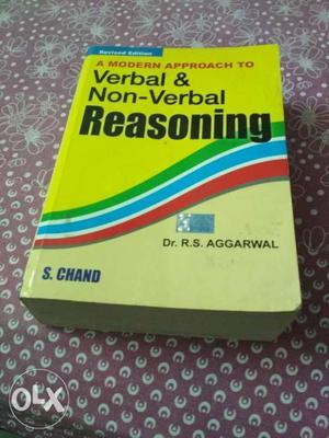 Dr.Rs.AGARWAL REASONING both verbal & nonverbal