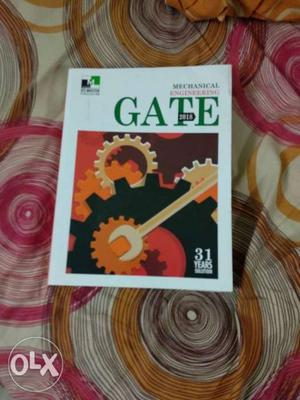 GATE  Mechanical Engineering Solutions book.