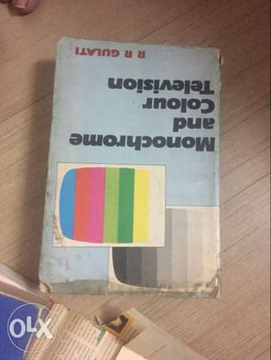 Monochrome And Color Television Book