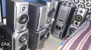 Sony hifi music system available at RS-