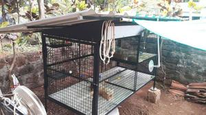 Cage for sale can be used for cats,hen etc..