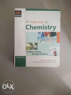 Chemistry book for IIT JEE