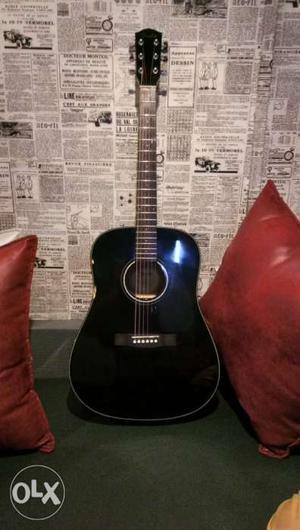Fender CD 60 Acoustic Guitar(Black) **Negotiable**