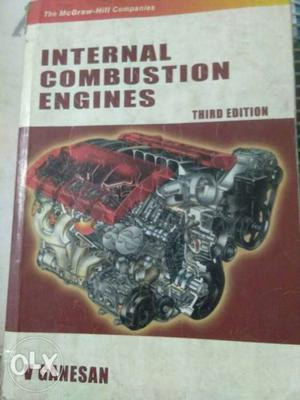Internal Combustion Engines 3rd Edition Book