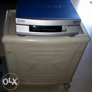 Luminous inverter battery with troly