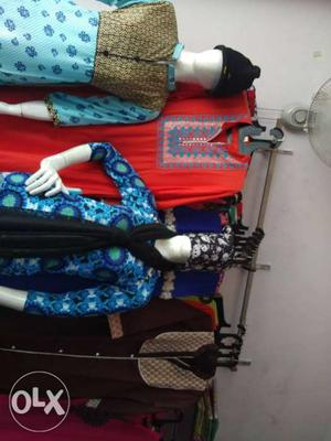 1year old girls ready made shop for sale in