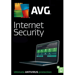 AVG Internet Security yr 1pc