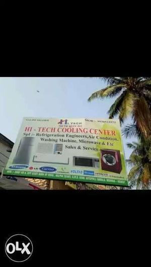 Hi tech coaching centre service repair