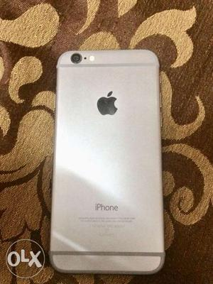 IPhone 6 32gb one year one day old in a good