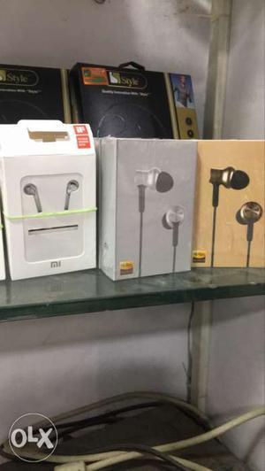 Mi new original earphones. Fix price.