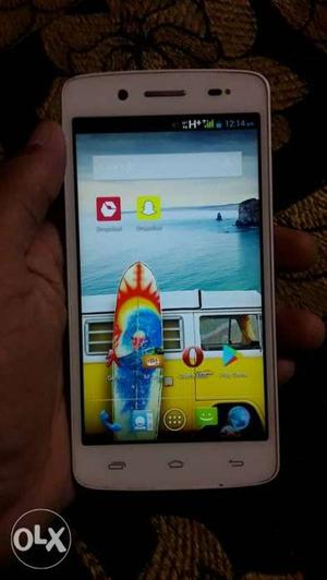 Micromax canvas A121 in excellent condition 3g