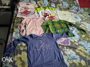 I have new clothes for kids wear..closed the shop