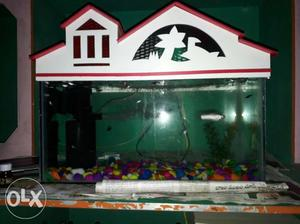 Fish Tank Full Set Small Fish 25 Mediam 1