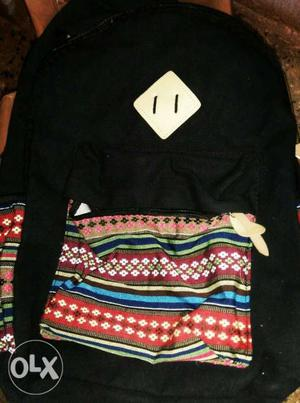 Girls college backpack Aeoss