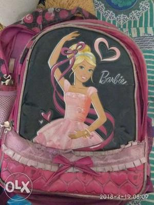 School bag for girls very good condition