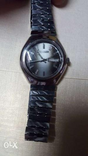 Citizen Automatic watch day date 21jewels japan