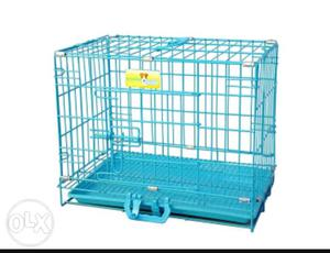 Pet shop brand new dog cage sell size 2 ft