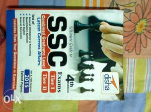 Book for SSC tier-1 and tier-2