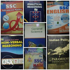Books for SSC CGL CHSL