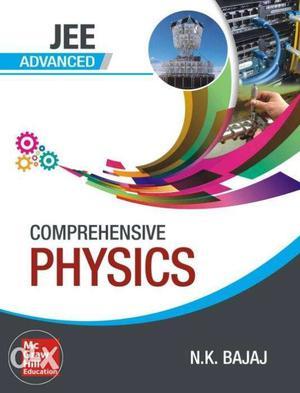 Comprehensive Physics JEE Advanced (English, Paperback, N.K.