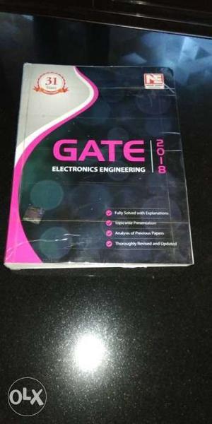 GATE  Electronics Engineering Hardbound Book