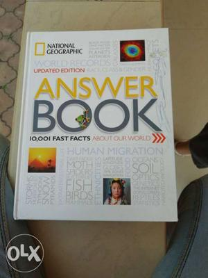 National answer book and visual book