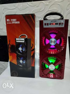 Bluetooth Mobile speakers with Dolby Surround