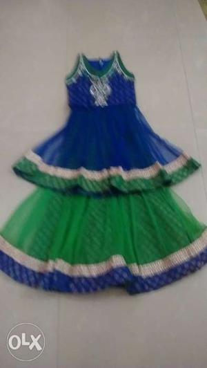 Brand New Gagara, Blue And Green Colour (75