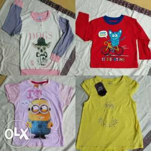 Branded kids wear interested people contact me