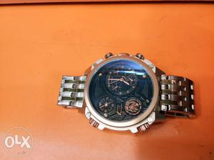 Diesel watch brand new only 15days use