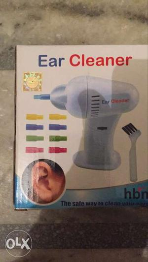 Ear cleaner now in 450 only