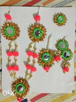 New Gota Patti Jewellery