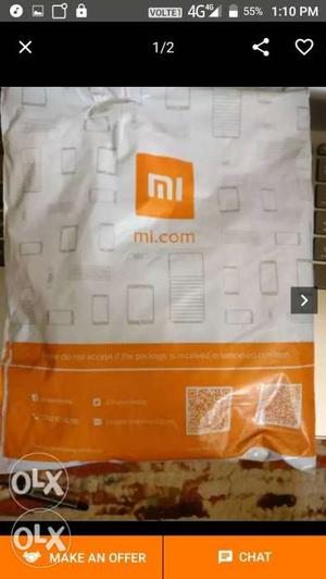 Redmi Note 5 PRO 4 GB 64 gb sealed pack Gold