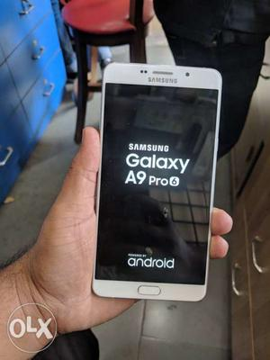 Samsung Galaxy A9 pro Excellent condition MAH at