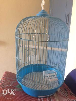 Birds cage for sale in new condition