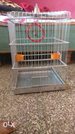 Stainless Steel Birdcage