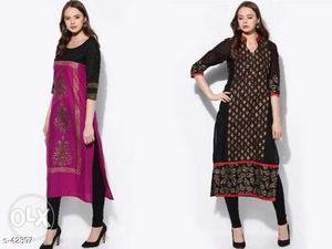 Kurti combo designer kurti combo at amazing price