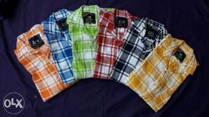 Washing shirts 450 to 550 shirt Lod all size mix