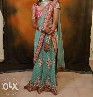 Wedding dress..only for Mumbai buyers