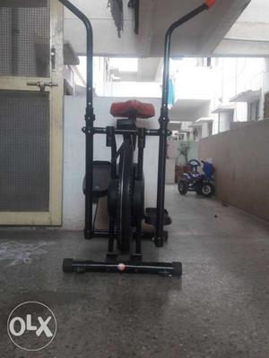 A cross trainer in good condition for sale.