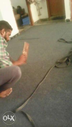 Carpet fixing work at your doorstep