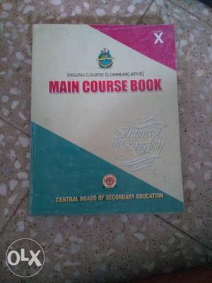 Cbse Main Course Book English