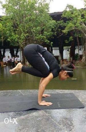 Yoga Home Trainer in Kolkata. For Weight loss,